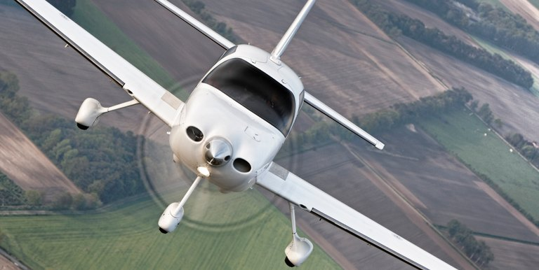 Fixed Wing Trial Flight