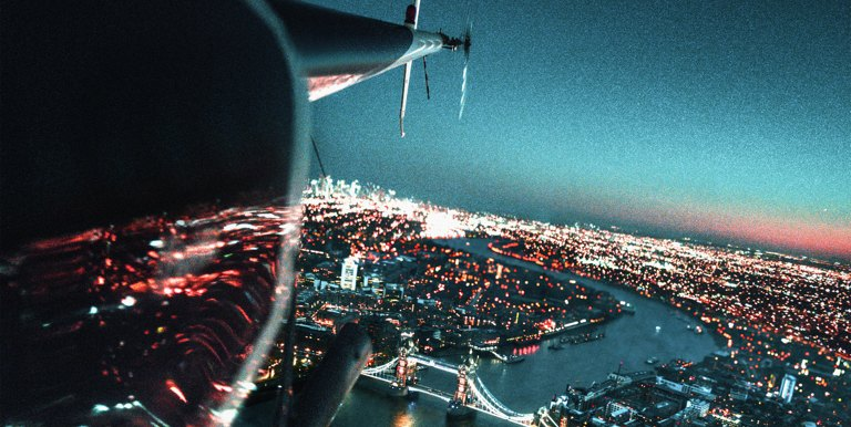 Helicopter Twilight Tours